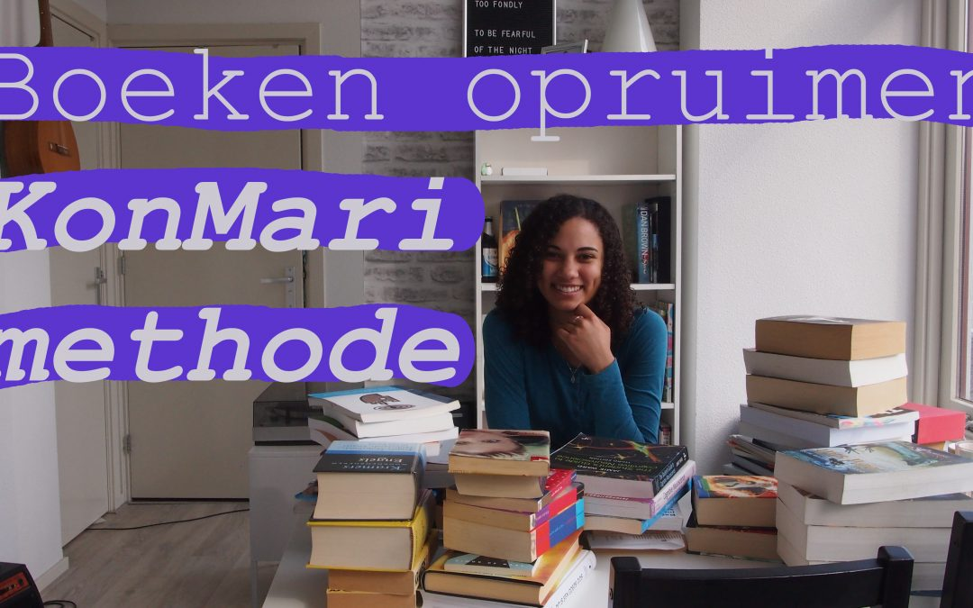 Video: Boeken minimaliseren (KonMari)